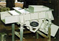 Electro Magnetic Trough Type Feeder