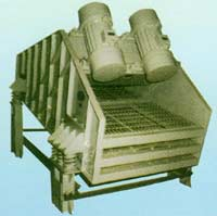 Vibrating Screens for grading, extracting & separation application